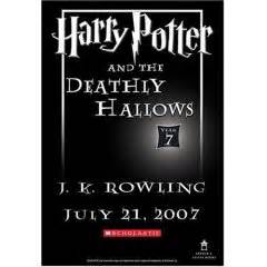 Harry potter and the deathly hallows book resume